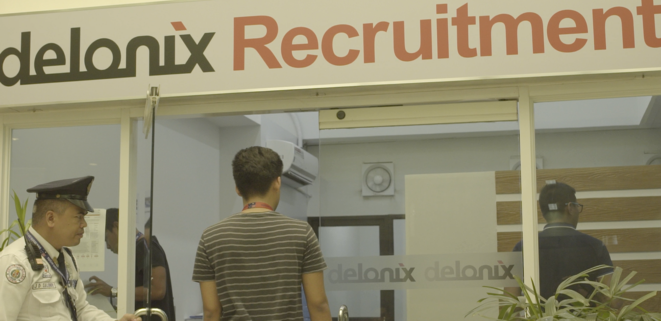 Delonix recruitment office