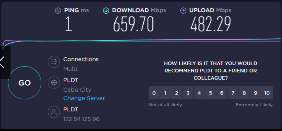 1gb Connection